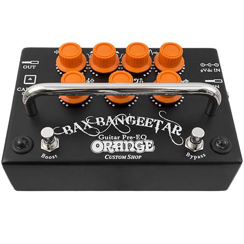 Orange Bax Bangeetar Black