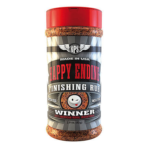 Big Poppa Smokers BPS Happy Ending Finishing Dust 2.9 oz/82 g