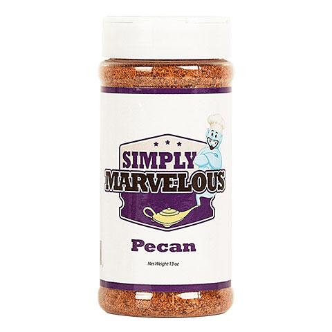 Simply Marvelous Pecan Rub 13 oz/368 g