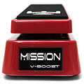 Mission Engineering V-Boost VB-RD « Effet guitare