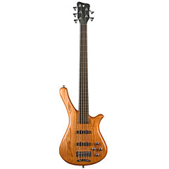 Warwick Rockbass Fortress 5 Honey OFC « Basse électrique