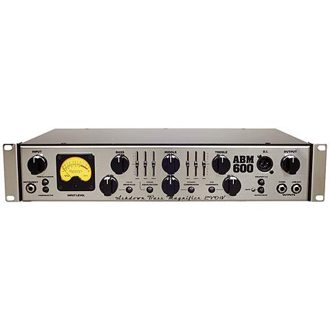 Ashdown ABM 600RC EVO IV