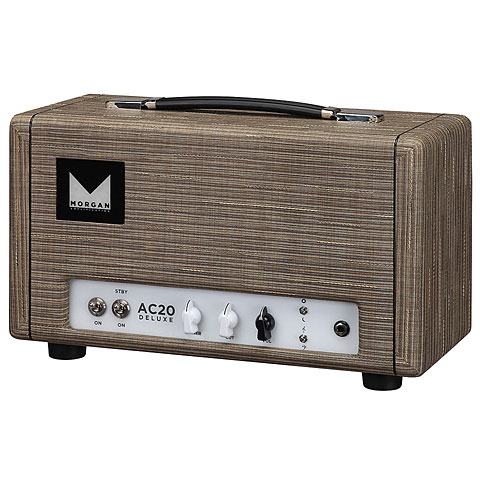 Morgan AC20 Deluxe Driftwood