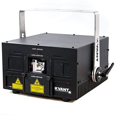 Kvant ClubMax 3400 RGB Showlaser