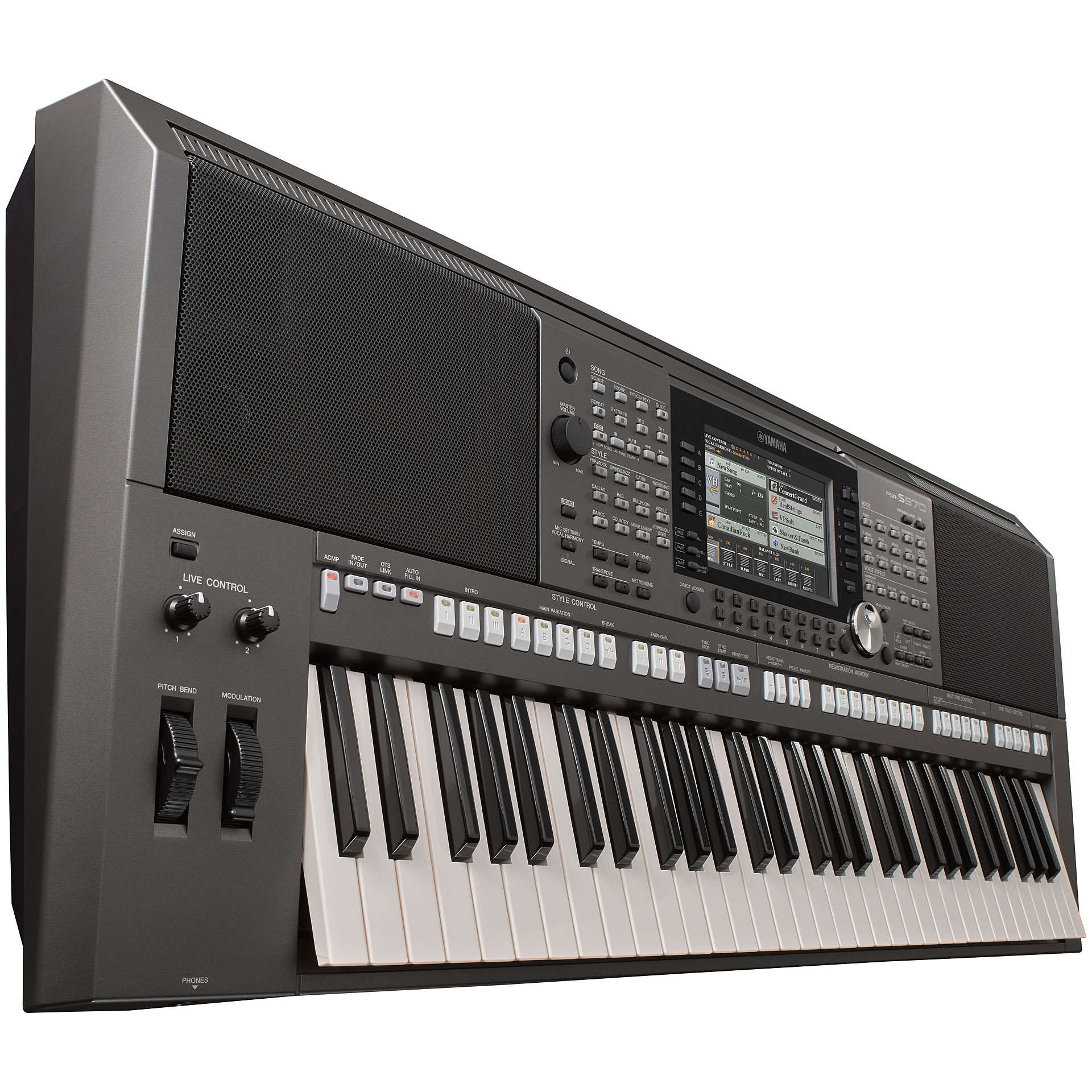yamaha psr s970 synth tiseur. Black Bedroom Furniture Sets. Home Design Ideas