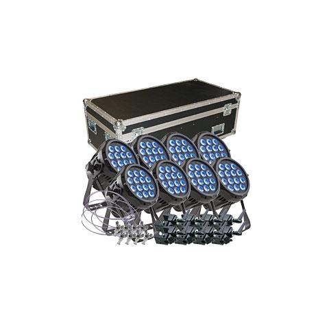 Expolite TourLED 42CM IP33 8er Set