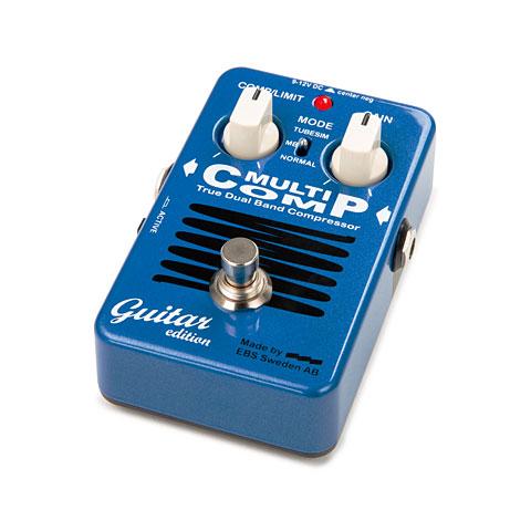 EBS MultiComp Guitar Edition