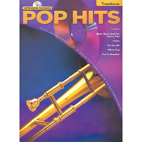 Hal Leonard Pop Hits for trombone