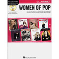 Play-Along Hal Leonard Woman of Pop for Clarinet