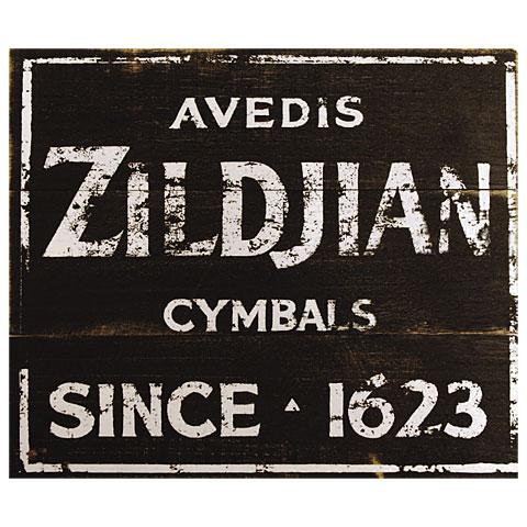 Zildjian ZSIGN1 Vintage Factory Sign