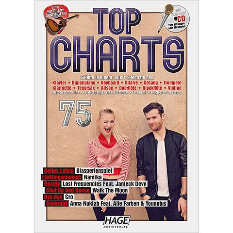 Hage Top Charts Bd.75