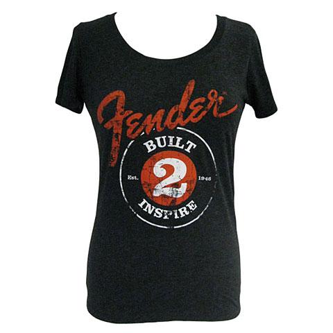 Fender Ladies Built 2 Inspire BLK M