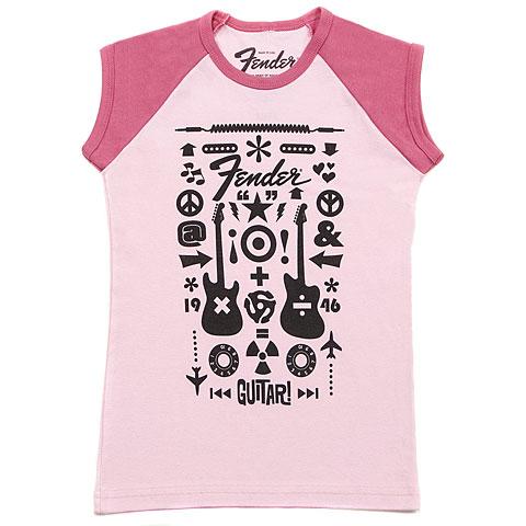 Fender Kids Guitar Formula Pink 10 YRS