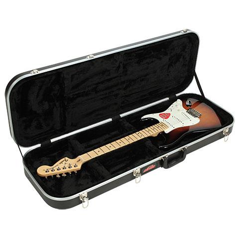 SKB 6 Electric Guitar Economy Rectangular Case