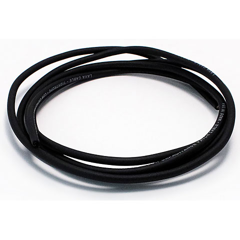 Lava Cable TightRope BLK - 1 Meter