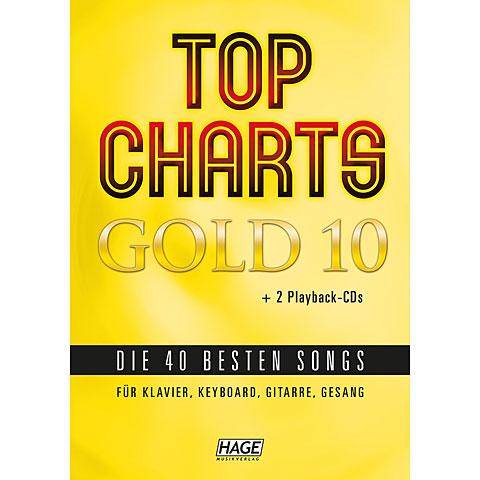 Hage Top Charts Gold 10