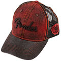 Casquette Fender Washed Trucker