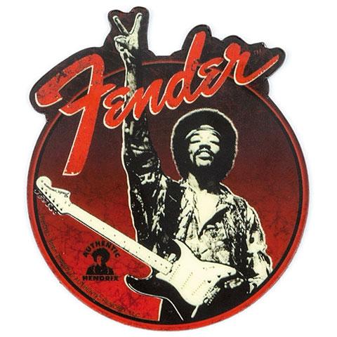 Fender Jimi Hendrix  Peace Sign  Magnet