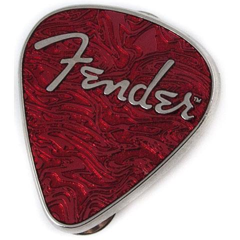 Fender Guitar Pick Pin, Red