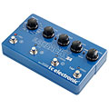 TC Electronic Flashback X4 Delay & Looper « Effet guitare
