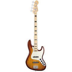 Fender American Elite Jazz Bass ASH MN TBS « Basse électrique