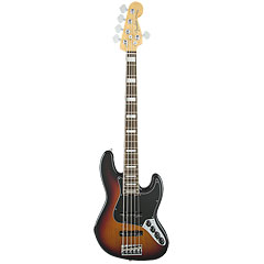 Fender American Elite Jazz Bass V RW 3TSB « Basse électrique