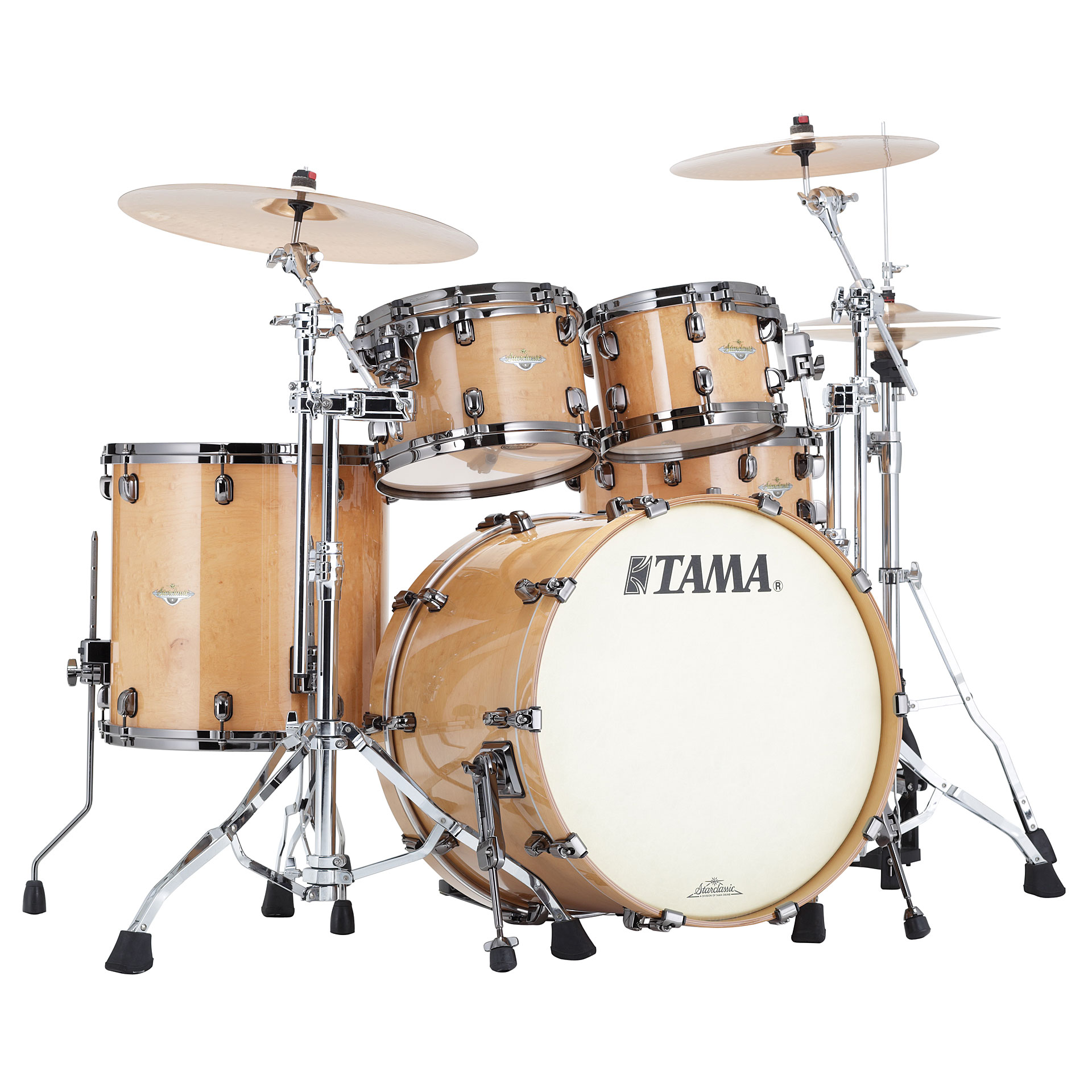 Tama Starclassic Maple Me42tzbs Gfmg 171 Batterie Acoustique