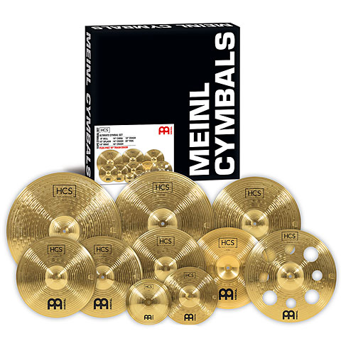 Meinl HCS Ultimate Cymbal Set