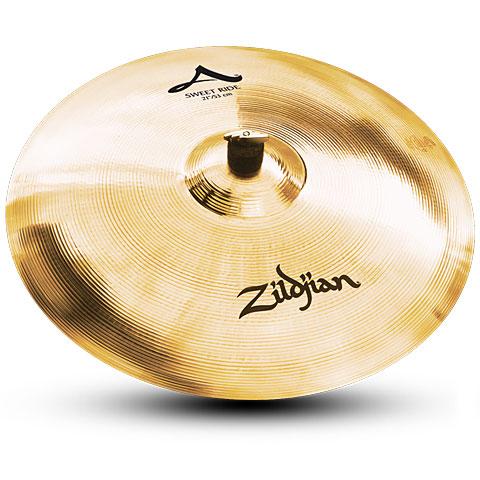Zildjian A 21  Sweet Ride, brilliant