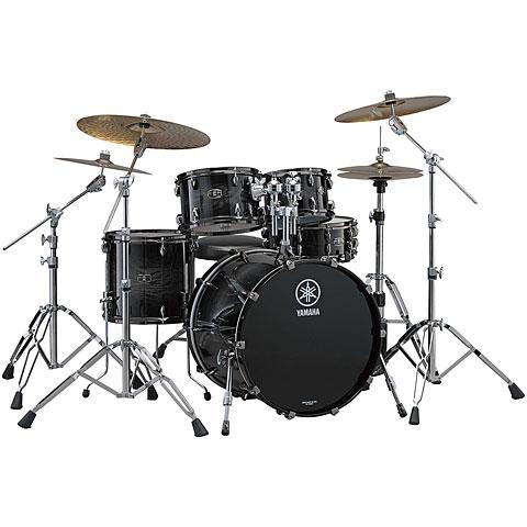 Yamaha Live Custom Rock Black Shadow Sunburst