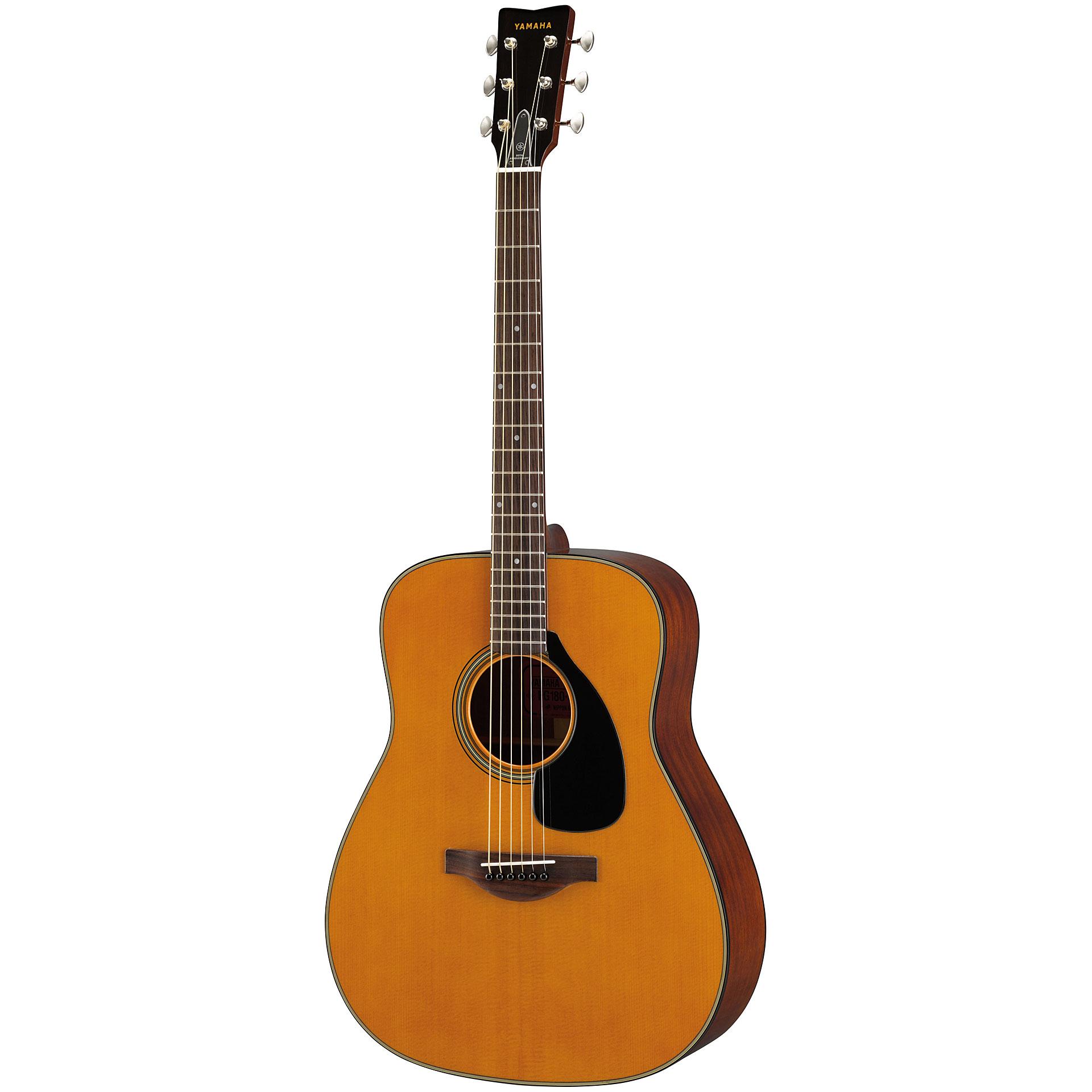 yamaha fg180 50th guitare acoustique. Black Bedroom Furniture Sets. Home Design Ideas