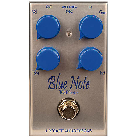 Rockett Pedals Blue Note OD