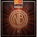 D'Addario NB1047 Nickel Bronze Set « Corde guitare folk