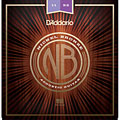 D'Addario NB1152 Nickel Bronze Set « Corde guitare folk