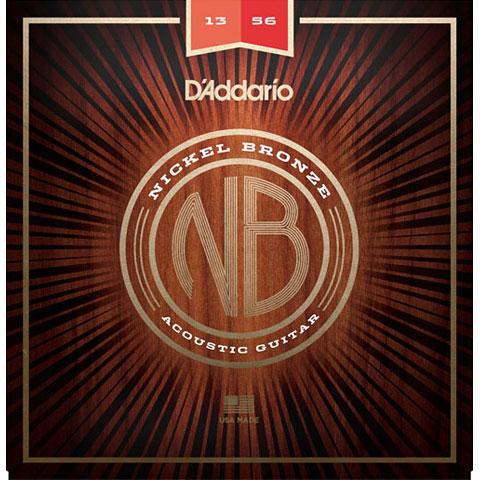 D'Addario NB1356 Nickel Bronze Set