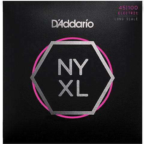 D'Addario NYXL45100 Set