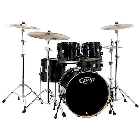 pdp Concept Maple CM5 Pearlescent Black