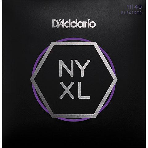 D'Addario NYXL1149 Set