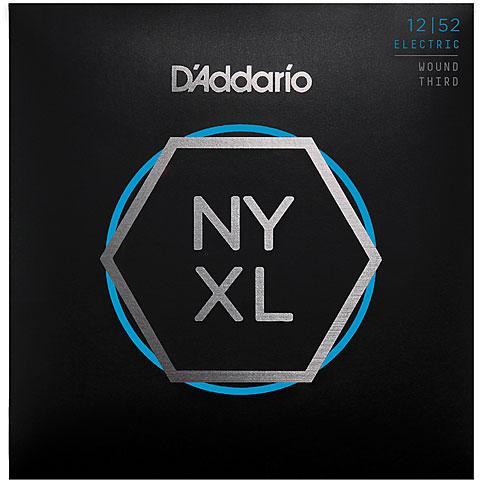 D'Addario NYXL1252W Set