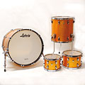 "Ludwig Classic Maple 22"" Gold Sparkle « Batterie acoustique"