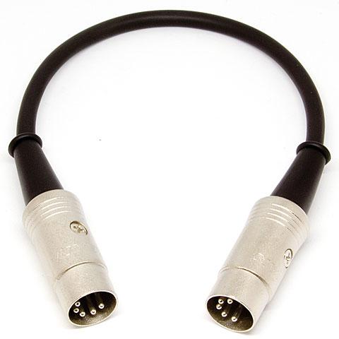 AudioTeknik Midi Patchcable 15cm