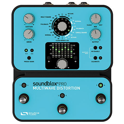 Source Audio Soundblox Pro Multiwave Distortion