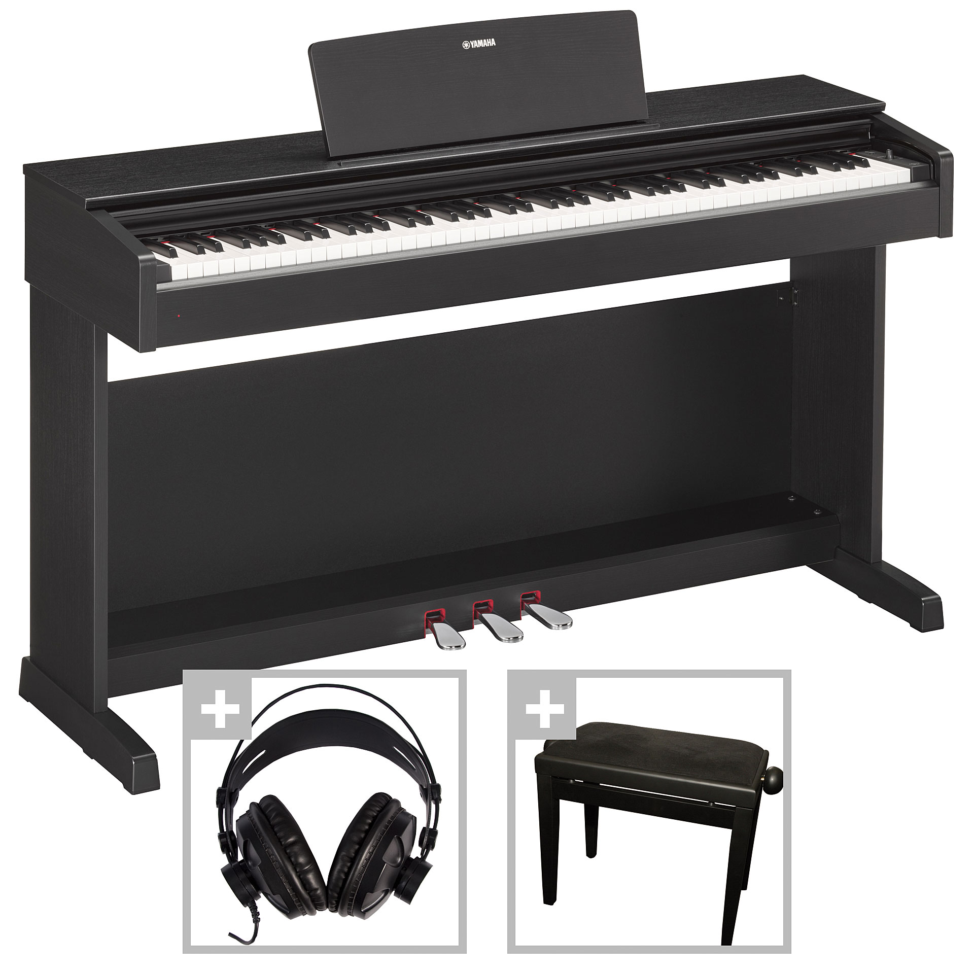 yamaha arius ydp 143 b set piano num rique. Black Bedroom Furniture Sets. Home Design Ideas