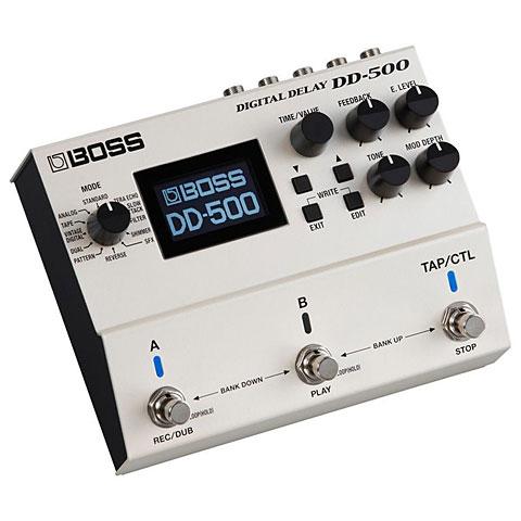 Boss DD-500 Digital Delay B-Stock