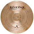 "Cymbale Ride Istanbul Mehmet MC Jazz 20"" Sizzle Ride"