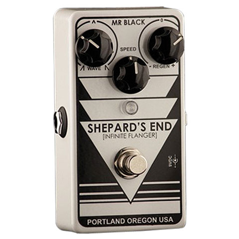 Mr. Black Shepards End Barber Pole Flanger