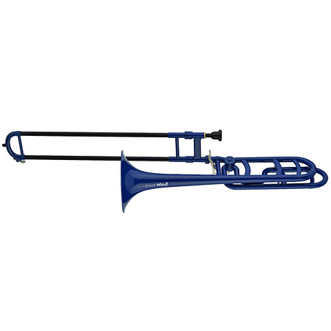 Cool Wind Tenor Trombone blue