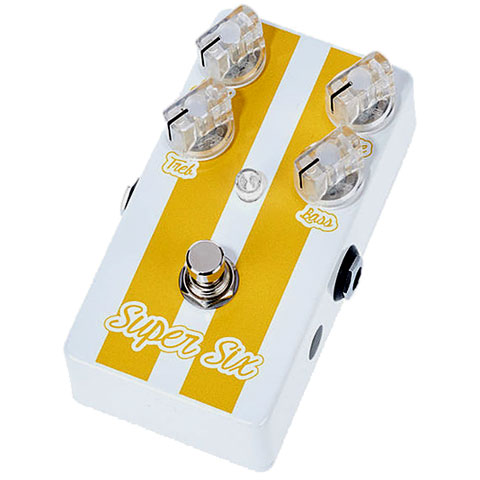 Lovepedal Super 6 Stevie Mod