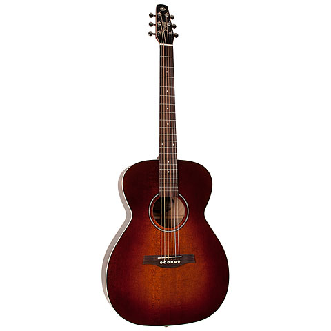 Seagull S6 Original Slim Concert Hall Burnt Umber GT A/E