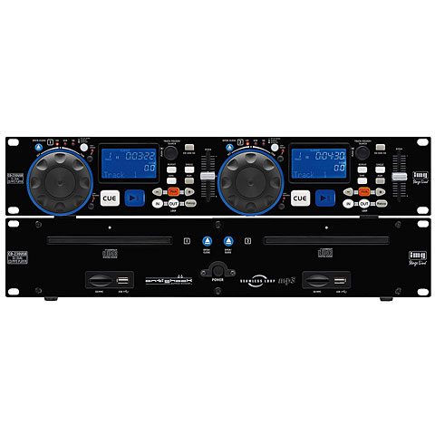IMG Stageline CD-230USB